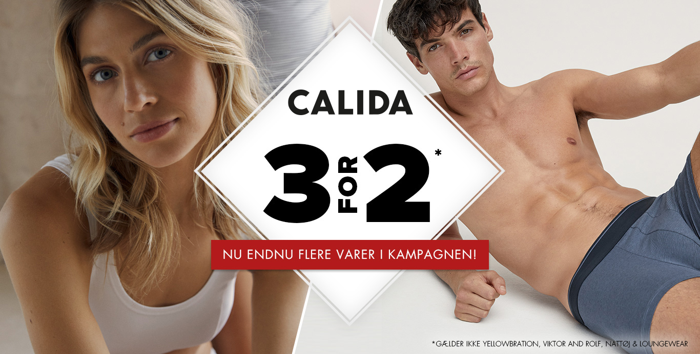 Calida 3 for 2 - upperty.dk