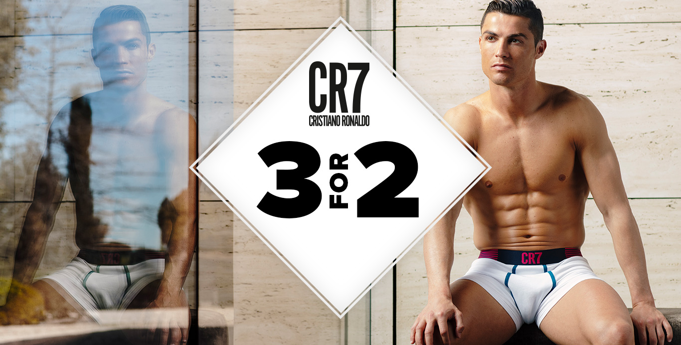 cr7 3 for 2 - upperty.dk