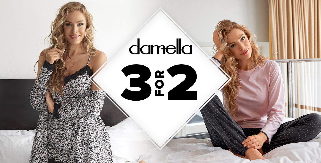 Damella 3 for 2 - Upperty.co.uk