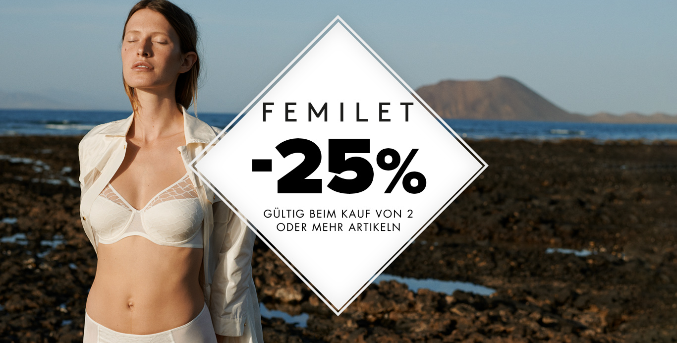 Femilet 25% - upperty.de