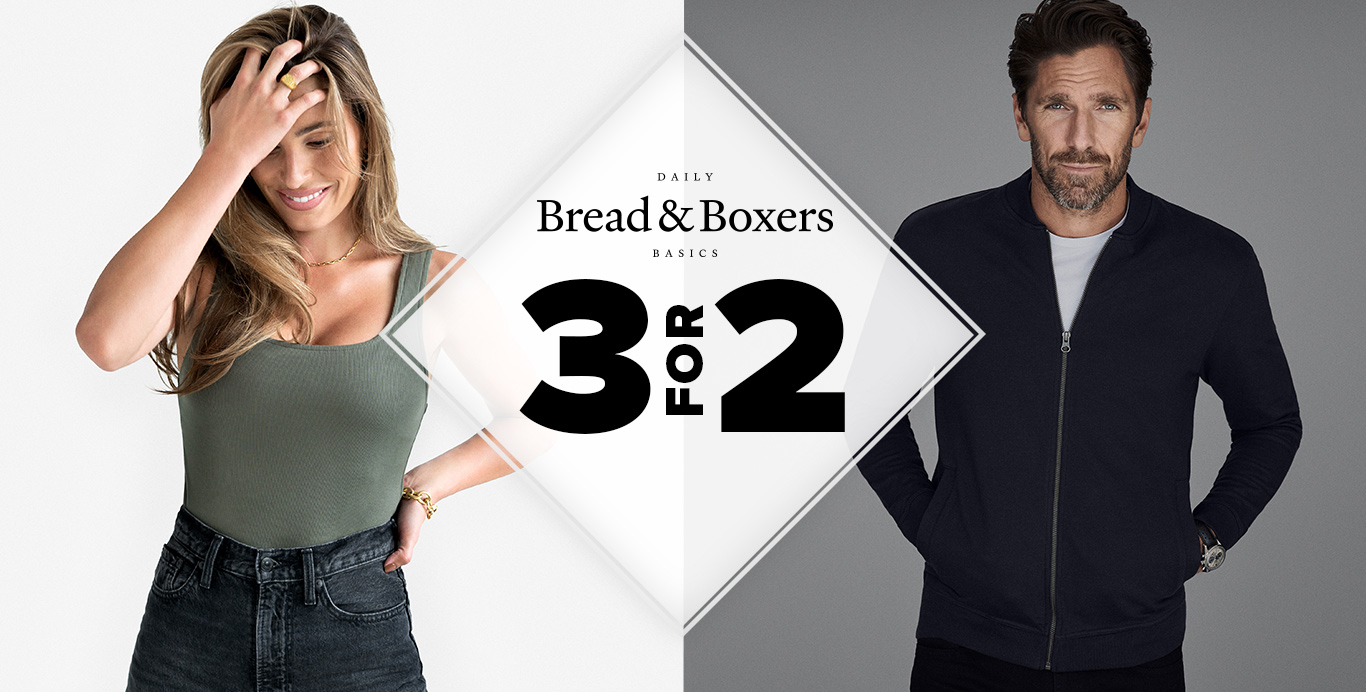 Bread and boxres 3 for 2 - upperty