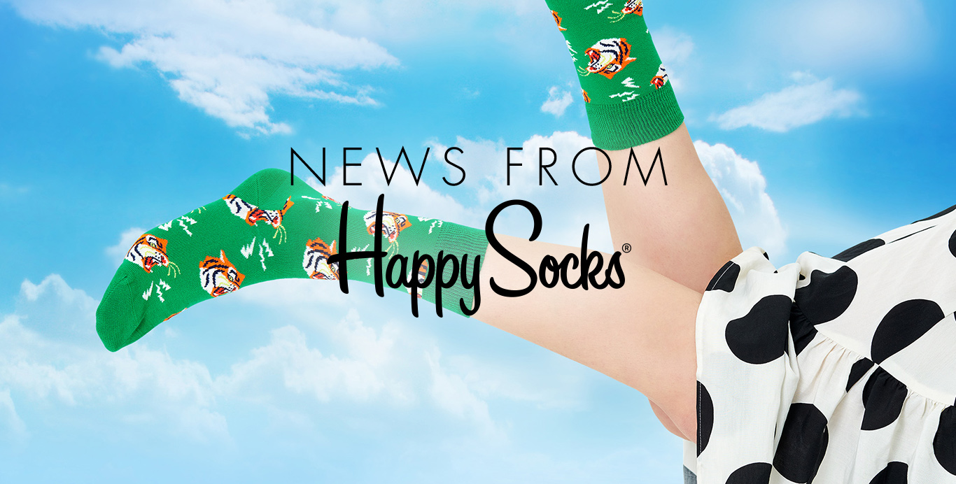 Happy socks - upperty.co.uk