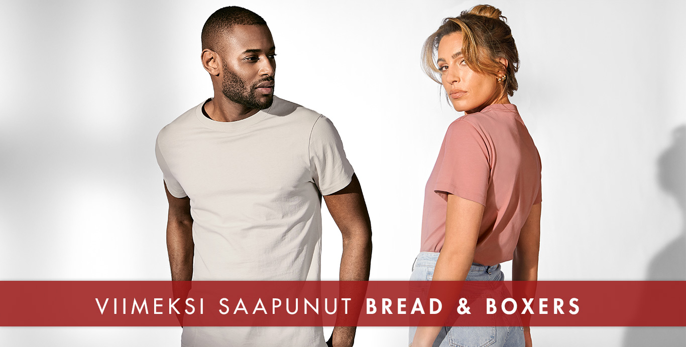 Bread and boxers - Upperty.fi